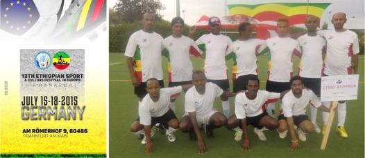 Ethio-Austria Abyssinia FC 2015