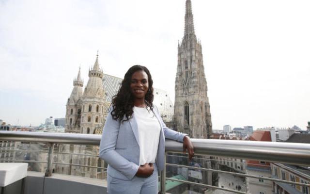 Dr.in Mireille Adiet Ngosso zu Stephansdom